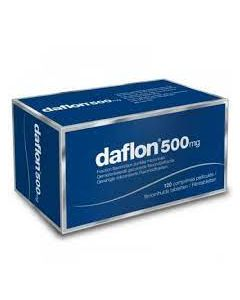 Daflon*120 Cpr Riv 500 mg
