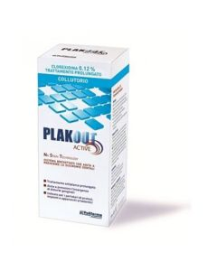 Plakout*collutorio 150 ml 0,12%