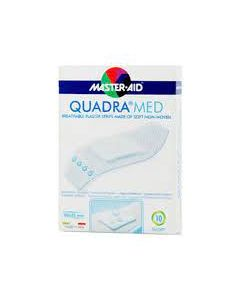 Cerotto Master-aid Quadra Dermoattivo Super 10 Pezzi
