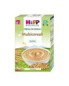 Hipp Bio Crema di Cereali Multicereali 200 g