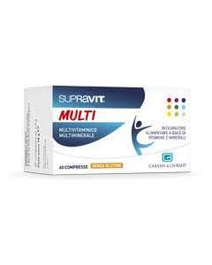 Supravit Multivitaminico 60 Compresse