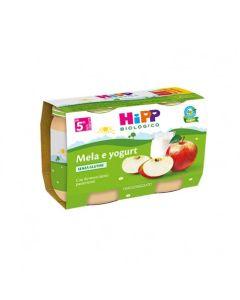 Hipp Bio Hipp Bio Omogeneizzato Mela Yogurt 2x125 g