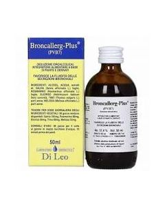 Broncallerg-plus Composto Pvb 7 50 ml
