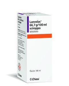 Laevolac*sciroppo 180 ml 66,7 G/100 ml Flacone