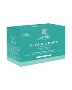 Defence Body Trattamento Cellulite Crema Gel Drenante Riducente 30 Bustine da 10 ml