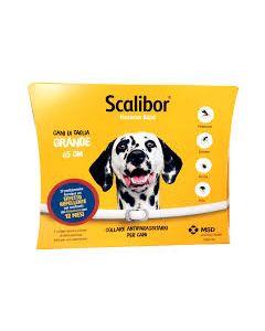 Scalibor Protector Band*collare Antiparassitario Bianco 65 cm per Cani Taglia Grande