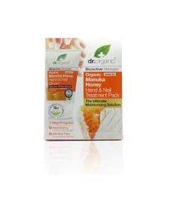 Dr Organic Manuka Honey Miele di Manuka Cream Gift Pack Conguanto di Bambu'