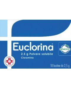 Euclorina*10 Bust Polv U.e. 2,5 g