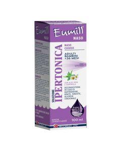 Eumill Naso Spray Soluzione Ipertonica 100 ml
