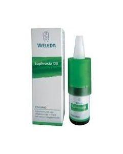 Weleda Euphrasia d3 Collirio 10 ml