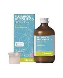 Fluimucil Mucolitico*scir 200 ml 600 Mg/15 ml