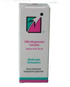 Fms Magnesium Complex*orale Gtt 30 ml