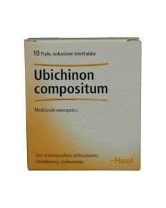 Heel Ubichinon Compositum 10 Fiale da 2,2 ml L'una