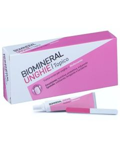 Biomineral Unghie Topico Emulsione 20 ml