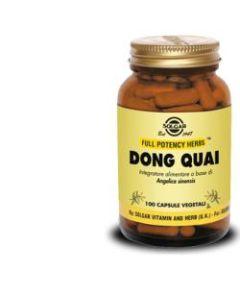 Dong Quai 100 Capsule Vegetali