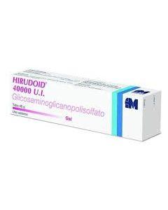 Hirudoid*gel Derm 50 g 40.000 ui