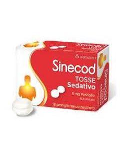 Sinecod Tosse Sedativo*18 Pastiglie 5 mg