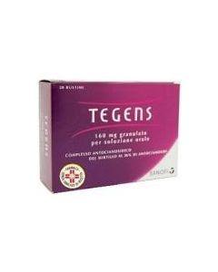 Tegens*20 Bust Grat 160 mg