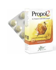 Propol2 Emf Agrumi Miele 30 Tavolette per Adulti