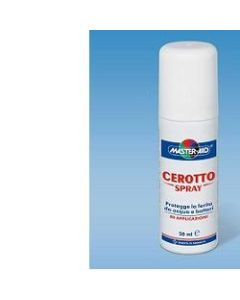 Cerotto Spray Master-aid Flacone 50ml Circa 80 Applicazioni