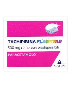 Tachipirina Flashtab*16 Cpr Orodispers 500 mg