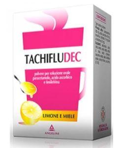 Tachifludec*orale Polv 16 Bust Limone Miele