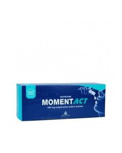 Momentact*orale Sosp 8 Bust 400 mg