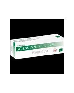 Scabianil*crema Derm 60 g 5%