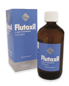 Flutoxil*scir 250 ml 4 Mg/5 ml