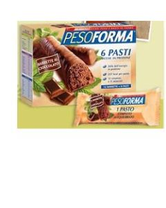 Pesoforma Barretta Cioccolato Latte 12 x 31 g