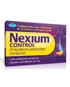 Nexium Control*14cpr Riv Gastrores 20 mg