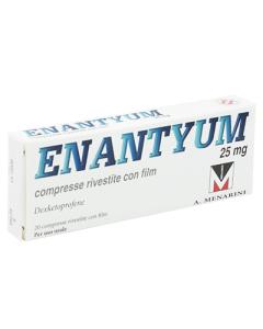 Enantyum*20 Cpr Riv 25 mg