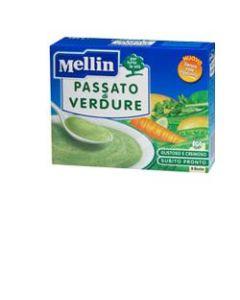 Mellin Passato Verdure 8 Bustine 8 g
