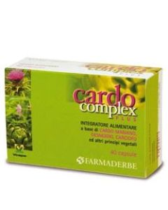 Cardo Complex Plus 40 Capsule