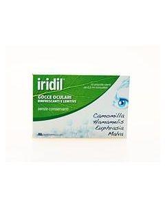 Gocce Oculari Iridil 10 Ampolle Monodose Richiudibili 0,5 ml