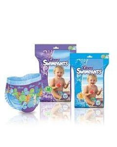 Pannolini Mare/piscina Libero Swim Pants per Bambino Taglias 6 Pezzi