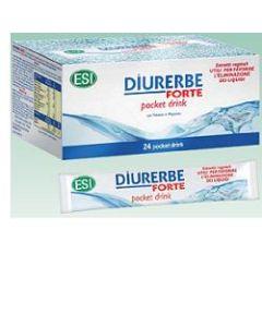 Diurerbe Forte Pocket Drink Limone 24 x 20 ml