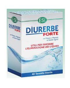 Diurerbe Forte 40 Tavolette 1350 mg
