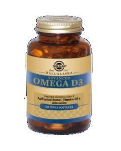 Advanced Omega d3 120 Perle Softgels