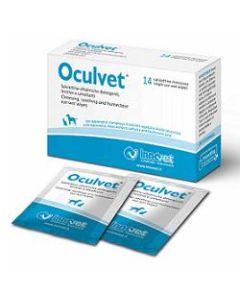 Oculvet Salviettine Uso Veterinario 40 Buste 200 g