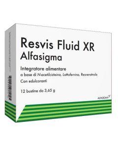 Resvis Fluid xr Biofutura 12 Bustine