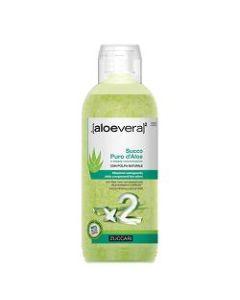 Aloevera2 Succo Puro D'aloe a Doppia Concentrazione