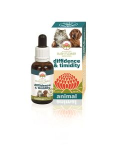 Diffidence & Timidity 30 ml