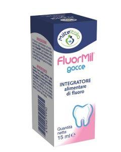 Fluormil Humana 15 ml