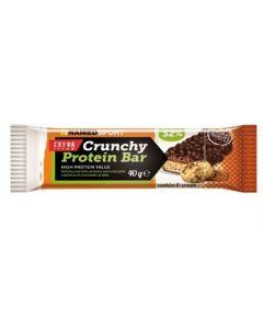 Crunchy Proteinbar Cookies & Cream 1 Pezzo 40 g