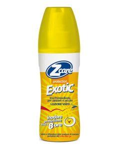 Z Care Protection Exotic Vapo Lozione no Gas Inodore 100 ml