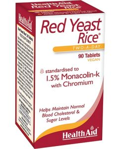 Red Yeast Rice Riso Rosso 90 Compresse
