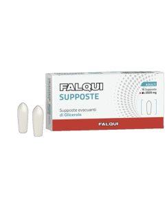 Supposte Falqui 18 Supposte con Glicerina 2500mg Adulti