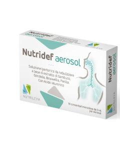 Nutridef Aerosol 10 Fiale 3 ml