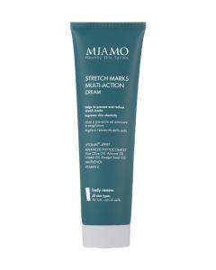 Miamo Body Renew Stretch Marks Multi-action Cream 150 ml Aiuta a Prevenire e Trattare le Smagliature Elasticizzante